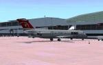 NWA DC-9 KDTW5