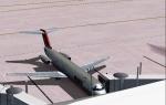 NWA DC-9 KDTW