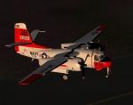 Grumman TS-2A Tracker