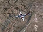 Flying over denver with VFR (megacity) installed