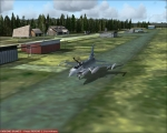 F16 at Forks