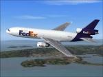 Fed x DC10