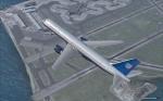 UA KBOS Departure