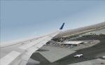 Takeoff from KLAS