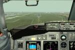 PMDG 737 Real Cockpit View