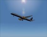 Icelandair In Flight