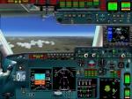 Ilyushin Il-86 Cockpit