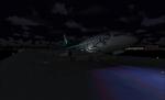737 Jag Landing