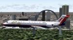 TWA Boeing 717