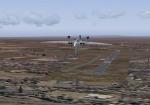 Trouble landing...