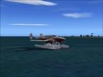 Floatplane Landing in Key West, FL