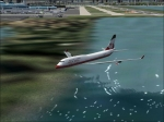 Missed approach at LaGuardia