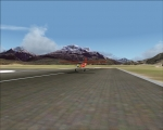 Touch down at LSZS