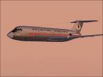 old plane