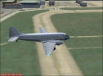 DC-3 Coming in at EGKK London Gatwick