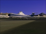 super vc10 take-off