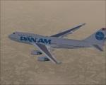 Boeing 747 PanAm