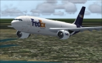 FedEx Cargo Flight