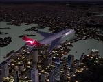 AirBus 380 over Sydney