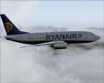 Ryanair descent