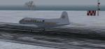 Air Eldarya Saab-90 Ready for takeoff