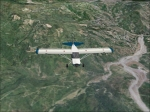 Maule Aircraft Flying Over Italy