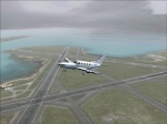 Socata takeoff