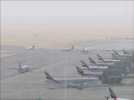 Rush Hour at Dubai Intl.