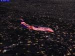 ATR 72 from Fly Uk climb away