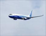 Boeing 737 POSKY in-flight