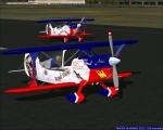 Royal Flush preparing for take-off
