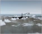 B-52 cruising