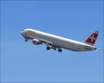 A321-111 Swiss