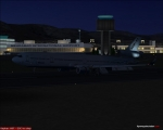 Touch down on RW29L OIII Tehran/IRAN