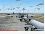 A Lot of traffic at KJFK