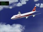 TWA Flt 1 B747-131 FL380