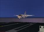 S-3 Viking Landing