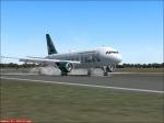 Frontier Touchdown