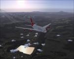 Virgin over japan