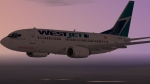 Westjet Virtual's Kittyhawk Next Gen 737