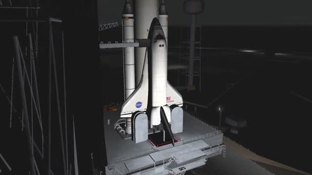 space shuttle mission 2007 demo - photo #1