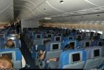 Boeing 747-400 interior