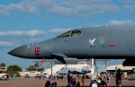 B-1B Lancer on Display