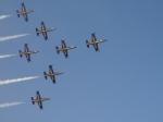 Breitling Formation Jets