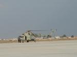 Mi-8 in Damascus Airshow 2009