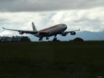 A340 Juan Santamaria, Costa Rica