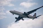 SIA A330 landing..