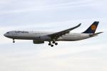 Lufthansa A330-343X