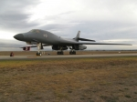 B1 bomber at Australian International Airshow