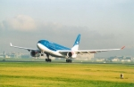 BMI A330 Landing